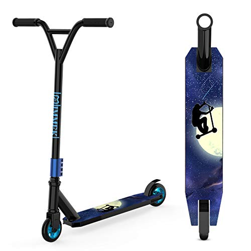 IMMEK Stunt Scooter Teenager Trick Roller Robuster Funscooter...