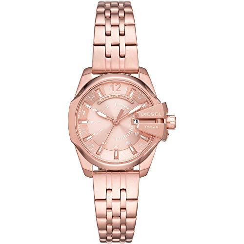 Diesel Womens Analog Quartz Uhr mit Stainless Steel Armband...