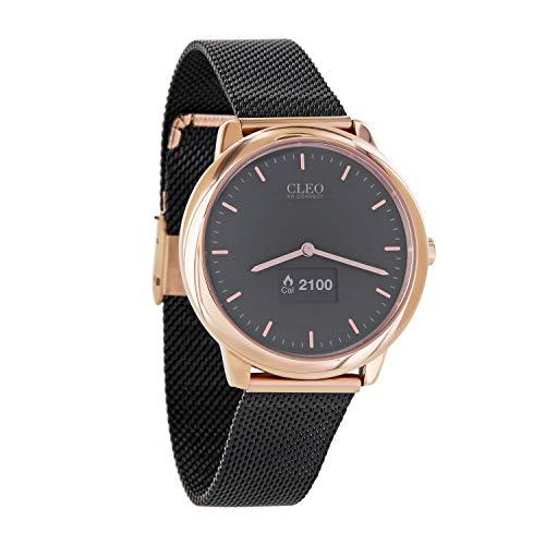 X-WATCH 54033 Hybrid-Smartwatch CLEO XW Connect Smartwatch Damen...