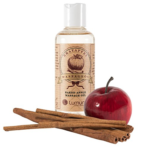 Erotik Massage-Öl mit winterlichem Duft von aphrodisierendem...