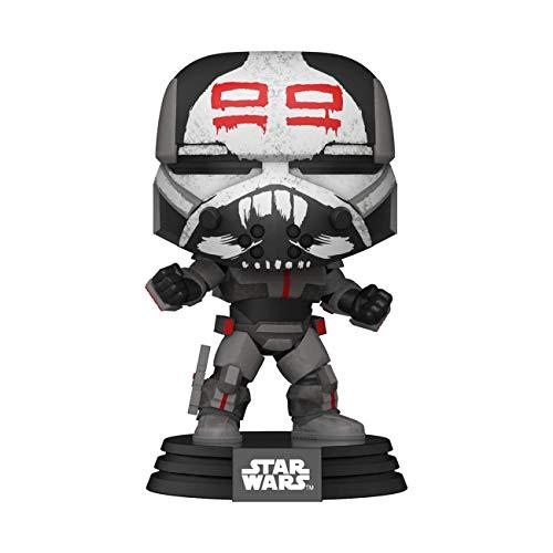 Funko 52027 POP Star Clone Wars-Wrecker Sammelbares Spielzeug,...