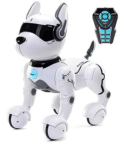 Top Race Fernbedienung Hund Smart Mini Pet Tanzt zum Beat Welpen...