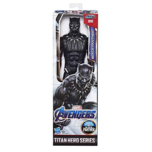 Marvel Avengers: Infinity War Titan Hero Serie 30 cm große Black...