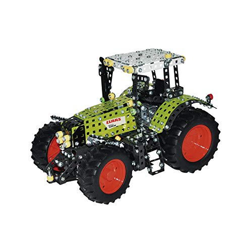 SELVA Tronico Metallbaukasten Traktor Claas Axion 850, 1012...