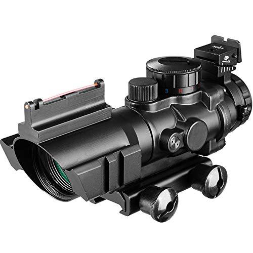 ACEXIER 4x32 Zielfernrohr 20mm Schwalbenschwanz Reflex Optik...