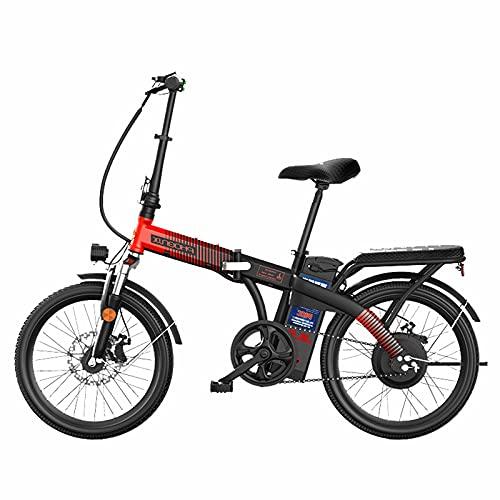 ZOSUO Elektrofahrräder Klapprad Mountainbike 48V15ah Akku, 26 ''...