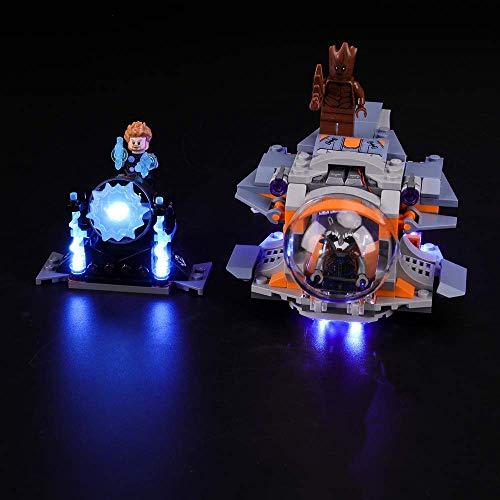 LED Beleuchtungsset für Infinity War Thor s Waffensuche -...