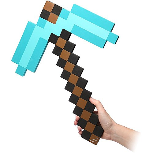 Funko TG8F48B Minecraft 00209 Diamond Foam Pickaxe