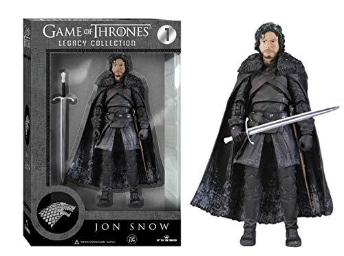 Funko 3908 Game of Thrones Toy - Jon Snow Deluxe Collectable...
