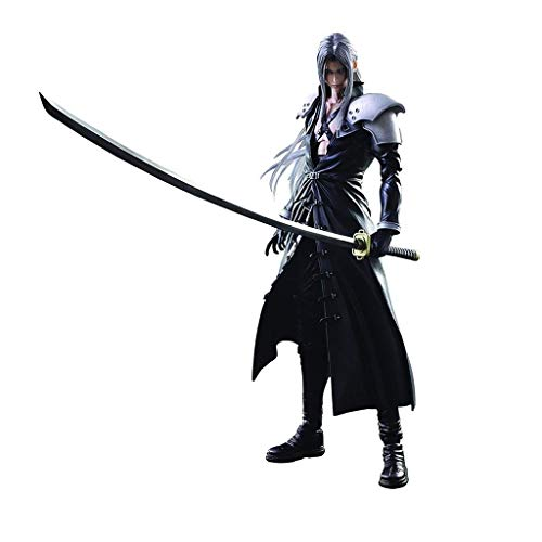 Siyushop Final Fantasy Advent Kinder: Sephiroth Play Arts Kai...