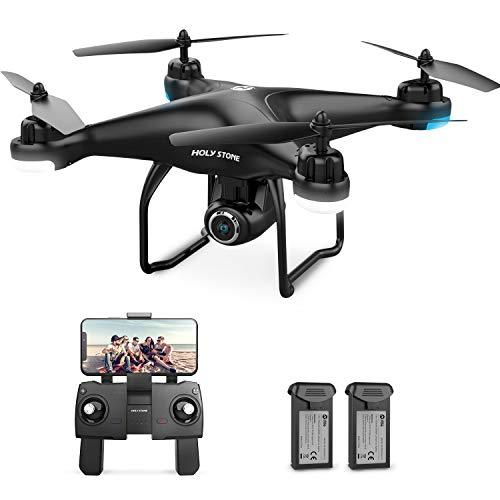 Holy Stone GPS Drohne HS120D mit 2K Kamera HD Live Video,Follow...