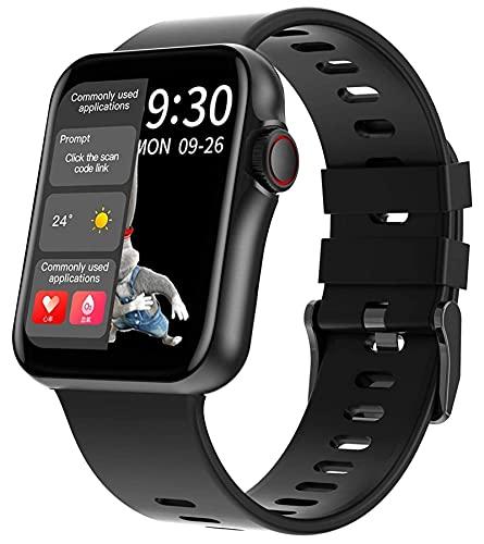 QHG Split Screen Smart Watch Herzfrequenz Übung Überwachung...