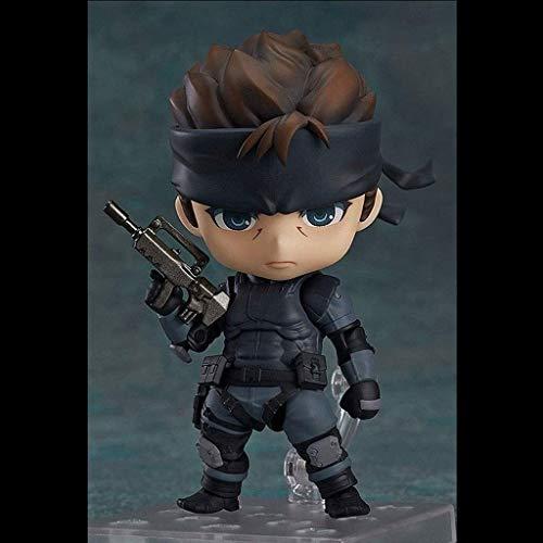 Metal Gear Solid – Massive Schlangen-Nendoroid Fingure Actionfigur Sammlerstück für Fate...
