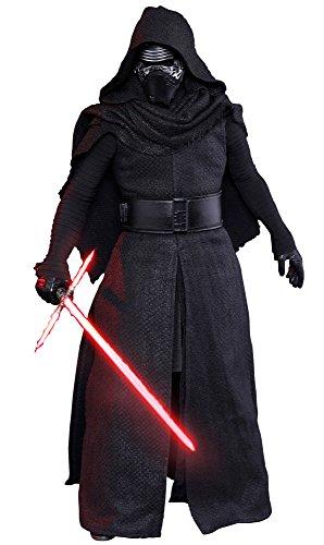 """Hot Toys Figur Kylo Ren aus """"Star Wars: The Force Awakens"""" im..."""