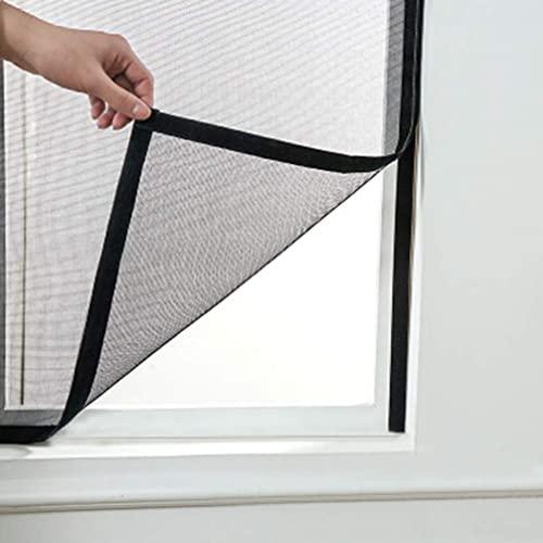 BASHI Fenster Schutzgitter Netz Halbtransparent Fenster Mesh...