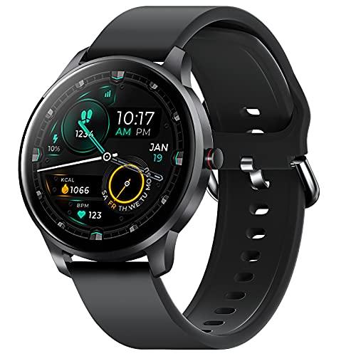 CUBOT Smartwatch Herren, Fitnessuhr, 1.3 Zoll Touchscreen, IP68...