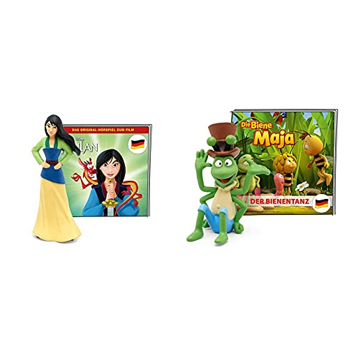 tonies 10000209 Hörfiguren für Toniebox, Disney – Mulan,...