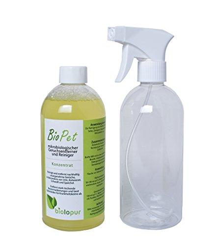 Biolopur | Geruchsneutralisierer | Geruchsentferner | Spray |...