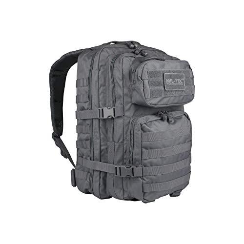Mil-Tec US Assault Pack Backpack,S,Urban Grey