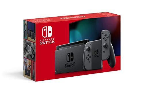 Nintendo Switch Konsole - Grau (2020 Edition)