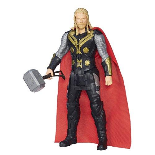 Marvel Avengers Age of Ultron Titan Hero Tech Captain Thor Figur...