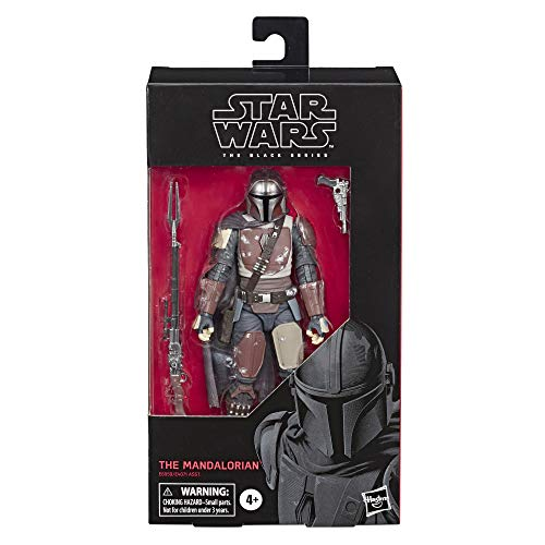 Star Wars Hasbro E6959ES0 The Black Series Der Mandalorianer...
