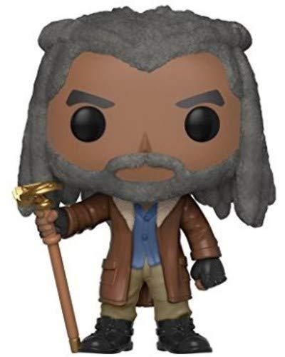 Funko 25202 S9 Figur: The Walking Dead: Ezekiel, Multi