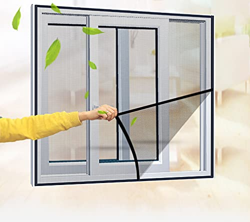 Langlebiges Katzennetz, DIY Fensternetz mit selbstklebendem...