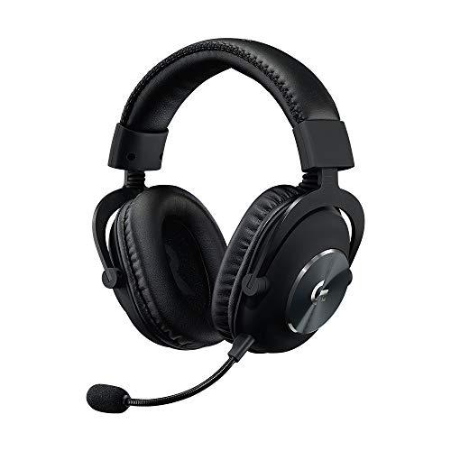 Logitech G PRO Gaming-Headset, Over-Ear Kopfhörer mit PRO-G...