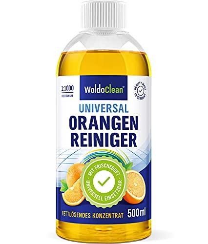Orangenreiniger Konzentrat fettlösend und hochkonzentriert -...