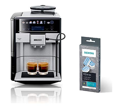 Siemens EQ.6 plus s700 Kaffeevollautomat TE657503DE, automatische...