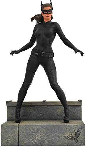 DIAMOND SELECT TOYS DC Gallery Dark Knight Rises Movie Catwoman...