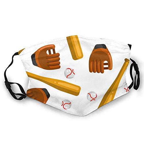 Sicherheitsmasken, Baseball-Handschuhe, Bälle, wiederverwendbar,...