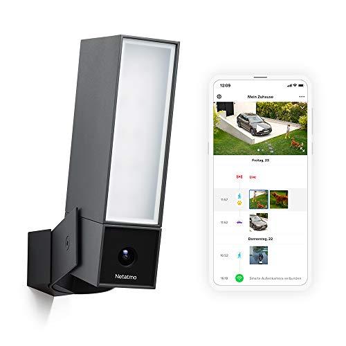 Netatmo Smarte Überwachungskamera Außen, Wlan, Integrierte...