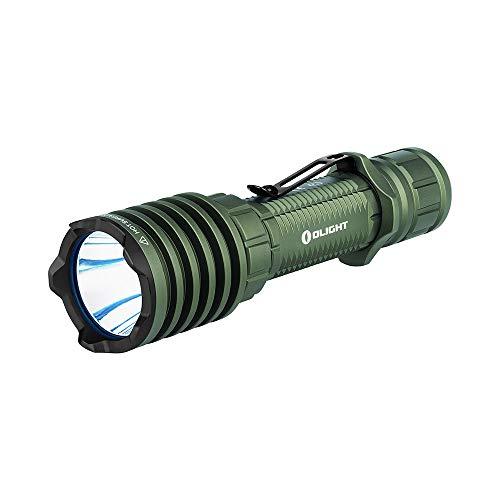 Olight OD Green LED Handlampe Warrior X Pro 2250 Lumen, grün...