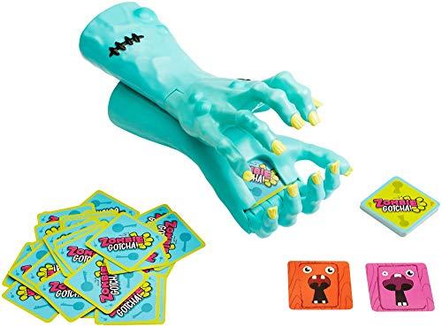 Mattel Games GMY02 - Zombie Schnapp! Lustiges Kinderspiel und...