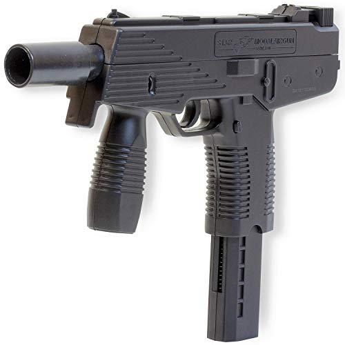 Rayline Pistole Waffen Federdruck Softair Plastic Kugel...