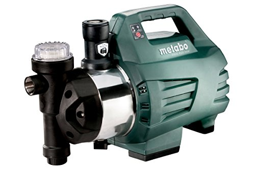 Metabo Hauswasserautomat HWAI 4500 Inox (600979000) Karton,...