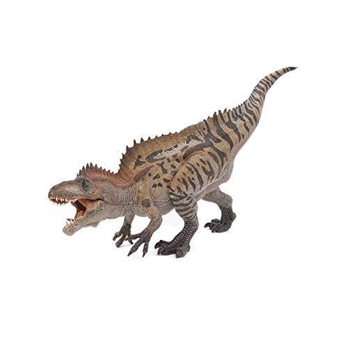 Papo 55062 Acrocanthosaurus DIE Dinosaurier Figur, Mehrfarben