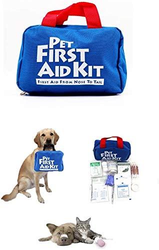 Erste-Hilfe-Set für Hunde und Katzen, 88-teiliges...