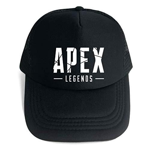 Jaz APEX Legends Casual Cap Mode verstellbare Mesh Baseball Cap...