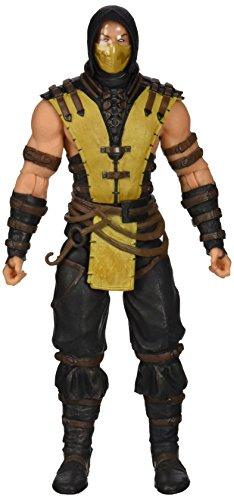 Mortal Kombat X Mezco - Mezco Toyz Scorpion Abbildung Mezco -...