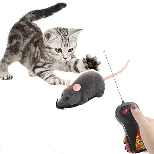 Xrten Elektrische Drahtlose Fernbedienung RC Ratte Maus Mäuse...