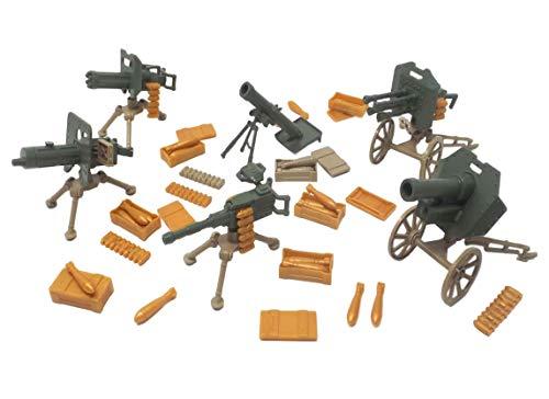 Historische Waffen Modelle 1 Weltkrieg und 2 Weltkrieg 6...