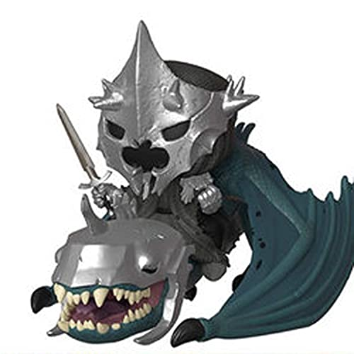 naiping The Lord of The Rings Pop Figure Witch King ON FELLBEAST...