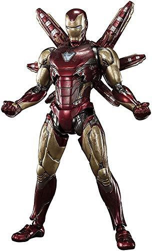 BANDAI S.H. Figuarts Avengers Endgame Iron Man Mark LXXXV Final...