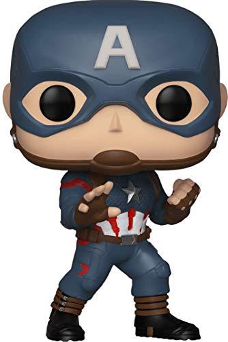 Funko POP! Avengers Endgame - Captain America Vinyl Figure 10cm