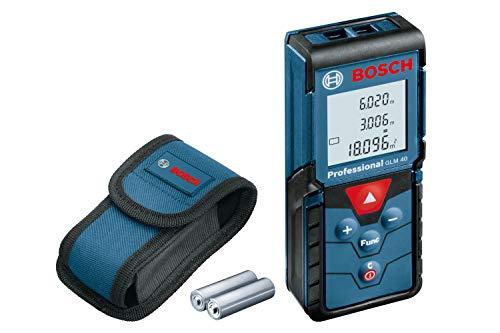 Bosch Professional Laser Entfernungsmesser GLM 40...