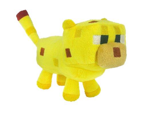 Minecraft 16534 - Plüschfigur Ozelot