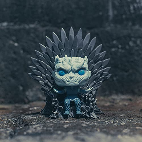 POP! Deluxe: Game of Thrones S10: Night King Sitting on Throne
